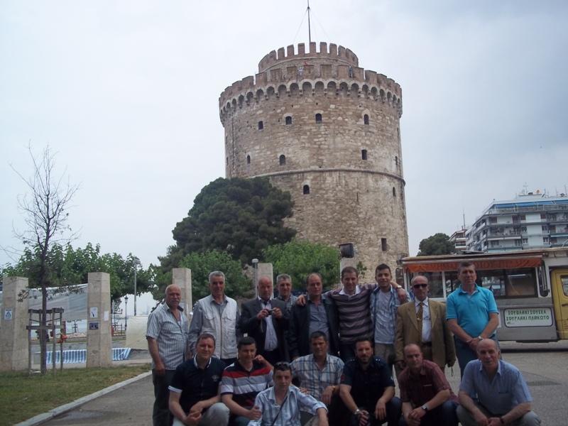 2011 yılında düzenlediğimiz Selanik gezimiz