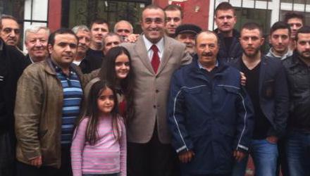 Abdurrahim ALBAYRAK'tan Kayabaşı'na sürpriz ziyaret!